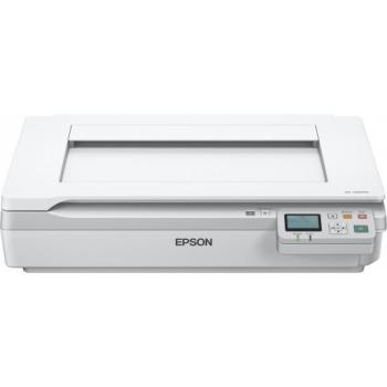 Skener Epson WorkForce DS-50000N bílý (ethernet, USB 2.0, A3)