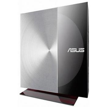 Optická mechanika Asus SDRW-08D3S-U, USB 2.0 černá/stříbrná