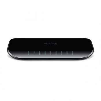 Switch TP-Link TL-SG1008D (8 port, Gigabit)