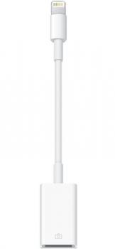 Redukce Apple Lightning/USB bílá