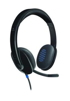 Headset Logitech H540 USB černý