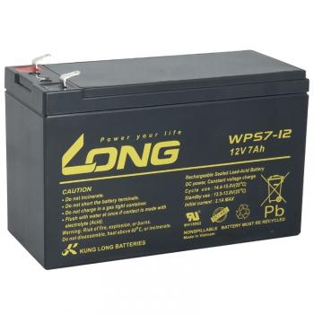 Akumulátor Avacom Long 12V 7Ah F1