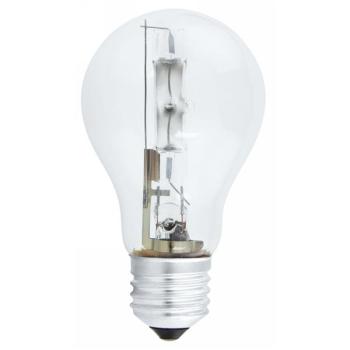 Žárovka halogenová EMOS klasik, 105W, E27, teplá bílá