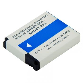 Baterie Avacom GoPro AHDBT-001, AHDBT-002 3.7V 1100mAh bílá
