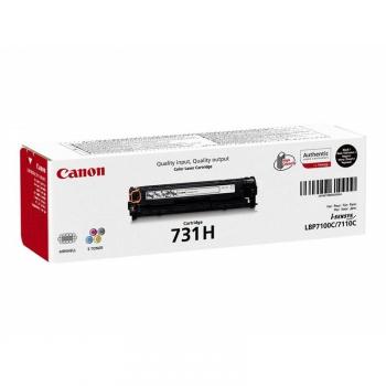 Toner Canon CRG-731H, 2400 stran černý