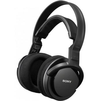 Sluchátka Sony MDR-RF855RK černá
