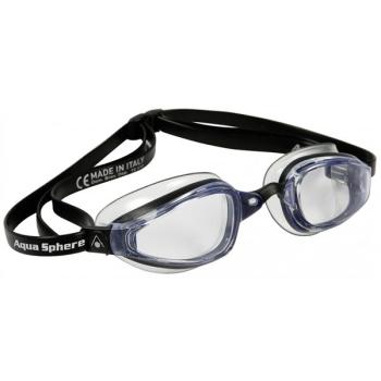 Brýle plavecké pánské Michael Phelps Aqua Sphere K180 clear černé/transparentní