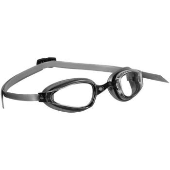 Brýle plavecké pánské Michael Phelps Aqua Sphere K180+ clear černé/šedé