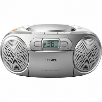 Radiomagnetofon s CD Philips AZ127