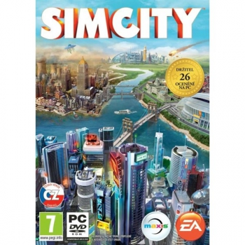 Hra EA PC SimCity