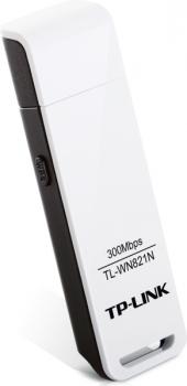 Wi-Fi adaptér TP-Link TL-WN821N bílý