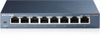 Switch TP-Link TL-SG108 (8 port, Gigabit)