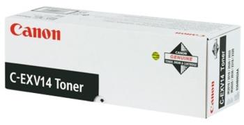 Toner Canon CEXV14, 8300 stran - originální černý (originální)