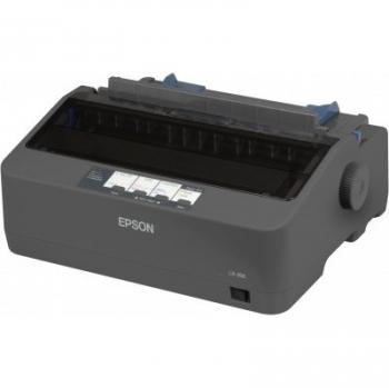 Tiskárna jehličková Epson LX-350 černá (347 zn/s, LPT, USB)