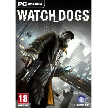 Hra Ubisoft PC Watch_Dogs