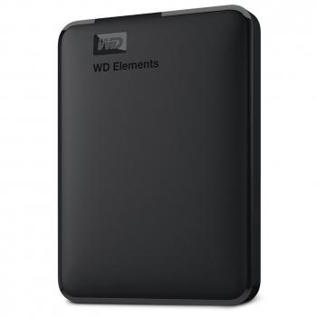 "Externí pevný disk 2,5"" Western Digital Elements Portable 2TB černý"