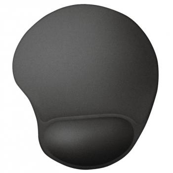 Podložka pod myš Trust BigFoot Gel, 23 x 20 cm černá