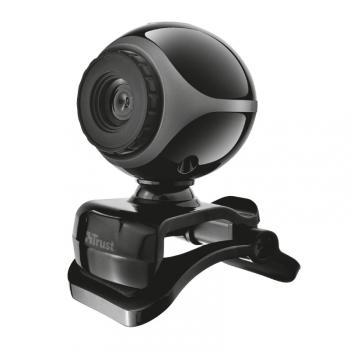 Webkamera Trust Exis černá