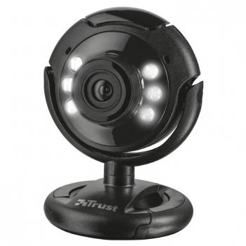 Webkamera Trust SpotLight Pro černá