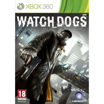 Hra Ubisoft Xbox 360 Watch_Dogs