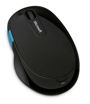 Myš Microsoft Sculpt Comfort černá (/ BlueTrack / 6 tlačítek / 4000dpi)