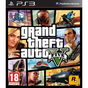 Hra RockStar PlayStation 3 Grand Theft Auto V