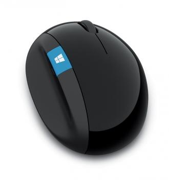 Myš Microsoft Sculpt Ergonomic černá (/ BlueTrack / 4 tlačítka / 1000dpi)