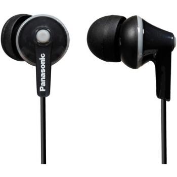 Sluchátka Panasonic RP-HJE125E-K černá