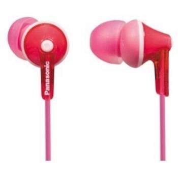 Sluchátka Panasonic RP-HJE125E-P růžová