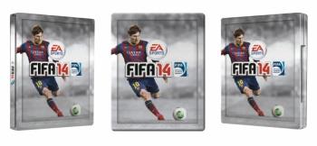 EA STEELBOOK ke hře FIFA 14