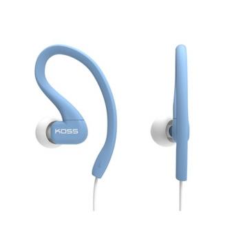 Sluchátka Koss KSC32 KSC32BL (doživotní záruka) modrá