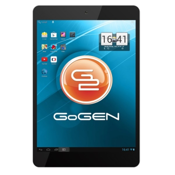 Dotykový tablet GoGEN TA 8500 QUAD šedý