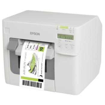 Tiskárna štítků Epson TM-C3500