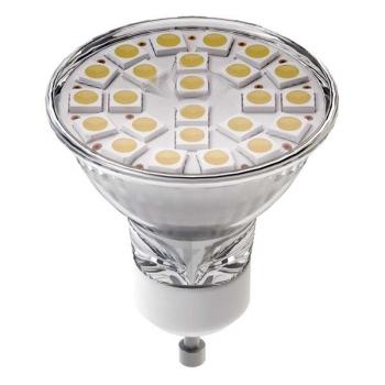 Žárovka LED EMOS klasik, 4W, GU10, teplá bílá