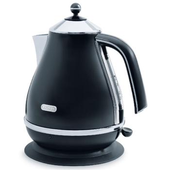 Rychlovarná konvice DeLonghi Icona  KBO2001BK černá