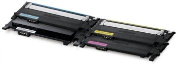 Toner Samsung CLT-P406C, 1000 stran černý/červený/modrý/žlutý