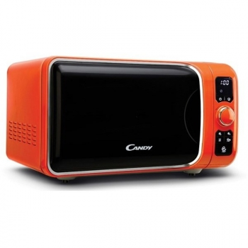 Mikrovlnná trouba Candy EGO EGO-G 25D CO Retro oranžová
