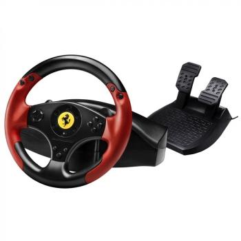 Volant Thrustmaster Ferrari Red Legend pro PC, PS3 + pedály černý