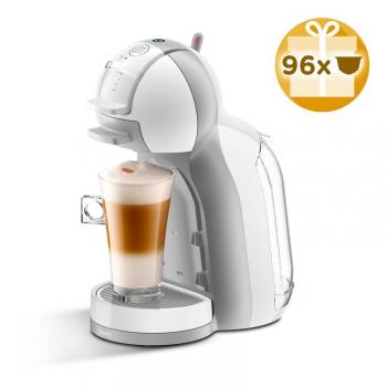 Espresso Krups NESCAFÉ Dolce Gusto Mini Me  KP1201CS šedé/bílé