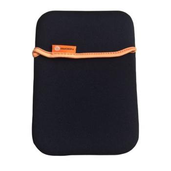 "Pouzdro na tablet GoGEN neoprenové na 7"" černé/oranžové"