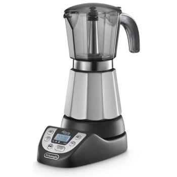 Kávovar DeLonghi EMKP63 černé/stříbrné