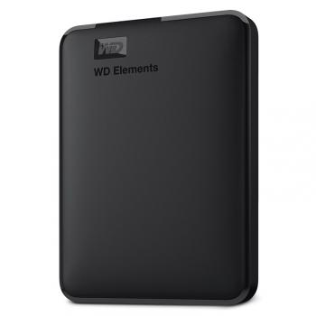 "Externí pevný disk 2,5"" Western Digital Elements Portable 750GB černý"