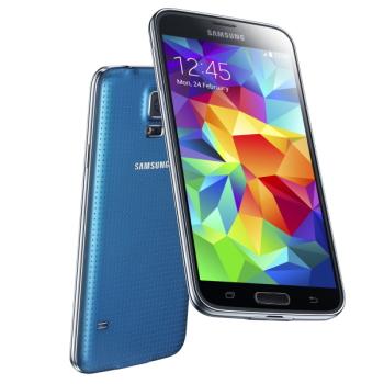 Mobilní telefon Samsung Galaxy S5 (SM-G900) - Electric Blue modrý