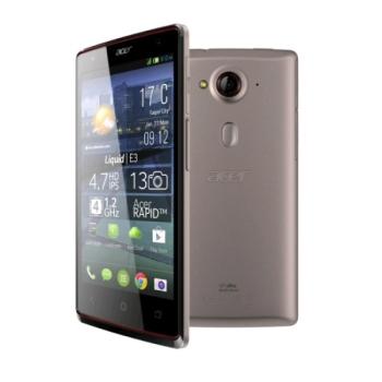 Mobilní telefon Acer Liquid E3 Dual Sim stříbrný