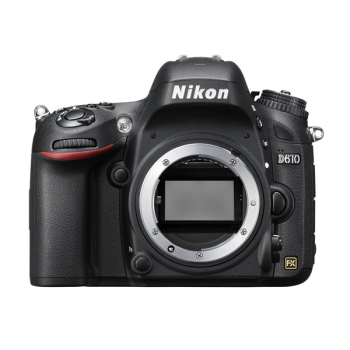 Digitální fotoaparát Nikon D610 černý