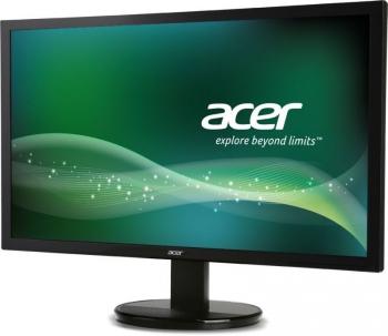 Monitor Acer K242HLbd černý