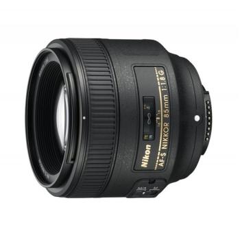 Objektiv Nikon 85 mm f/1.8G AF-S NIKKOR