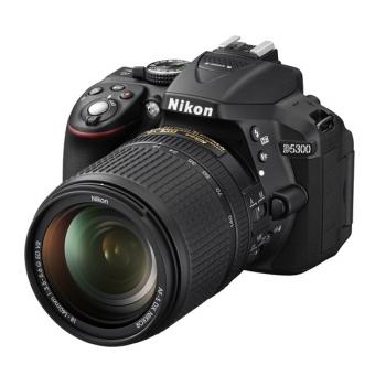 Digitální fotoaparát Nikon D5300 + 18-140 AF-S VR