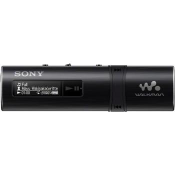 MP3 přehrávač Sony NWZ-B183B černý