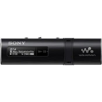 MP3 přehrávač Sony NWZ-B183FB černý